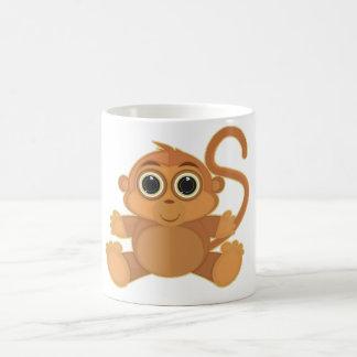 Mono Tazas De Café