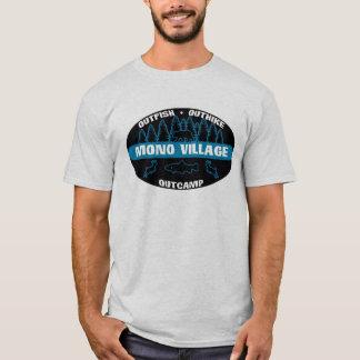 Mono Village 'Survivor' Blue T-Shirt
