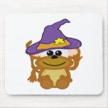 mono witchy de los goofkins alfombrillas de ratones