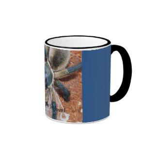 Monocentropus balfouri coffee mug