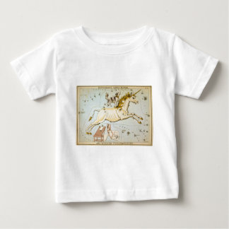 Monoceros, Canis Minor, and Atelier Typographique Baby T-Shirt