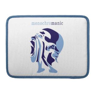 MONOCHROMANIC SLEEVES FOR MacBooks