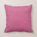 Monochromatic  Dusty Rose  accent  pillow