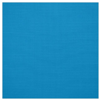 Monochromatic Rich Electric Blue Fabric