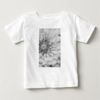 Monochromatic Zinnia Baby T-Shirt