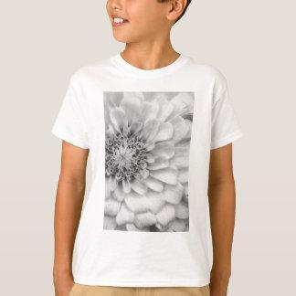 Monochromatic Zinnia T-Shirt