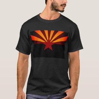 Monochrome Arizona Flag T-Shirt