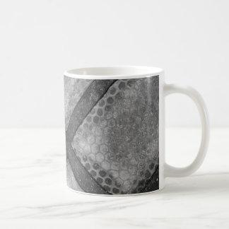Monochrome Basketball Custom Color Coffee Mug