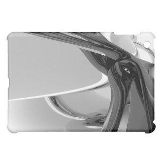 Monochrome Curves iPad Mini Cases