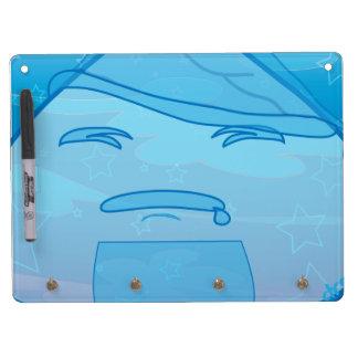 Monochrome Dreams! Dry-Erase Board