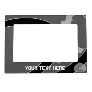 Monochrome Fear Magnetic Photo Frames