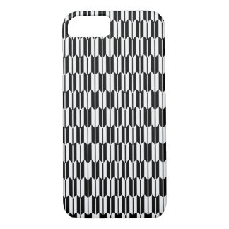 Monochrome Geometric Pattern iPhone 8/7 Case