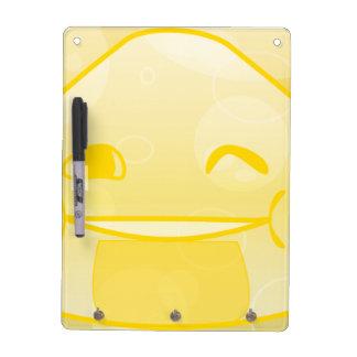 Monochrome Happyness! Dry-Erase Board