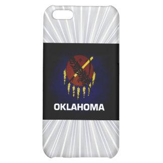 Monochrome Oklahoma Flag iPhone 5C Cover