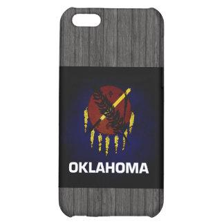 Monochrome Oklahoma Flag iPhone 5C Case
