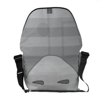 Monochrome Pain Commuter Bag