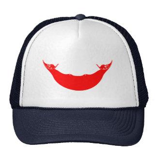 Monochrome Rapa Nui Flag Trucker Hat