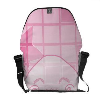 Monochrome Shyness! Commuter Bags