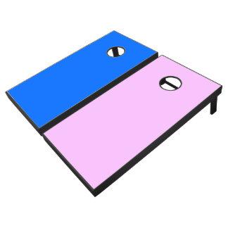 Monochrome, Solid MIX Cornhole Set