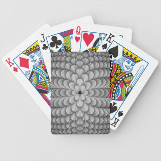 Monochrome Sphere Playing Cards