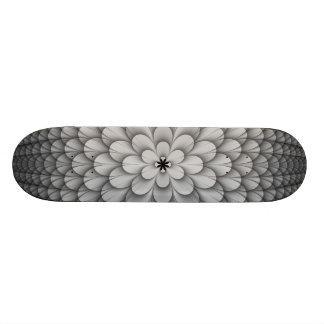 Monochrome Sphere Skateboard