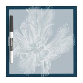 Monochrome Tulip II Dry-Erase Board
