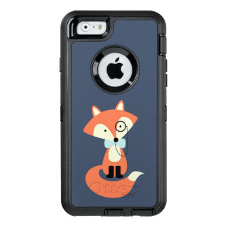 Monocle Hipster Red Fox OtterBox iPhone 6/6s Case