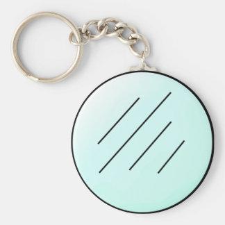 Monocle Keychain