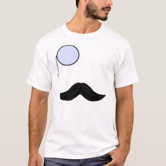 Monocle man T-Shirt