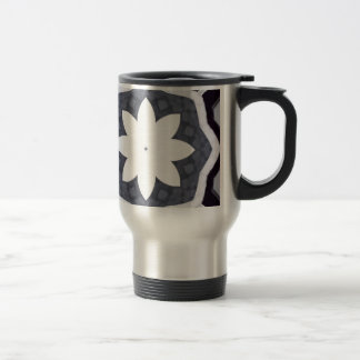 MonoDeco Flower Travel Mug