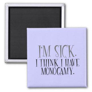 Monogamy Epidemic Magnet