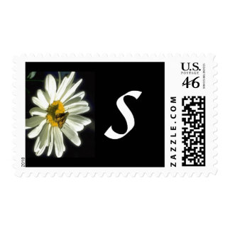 Monogram 298 Letter S Postage