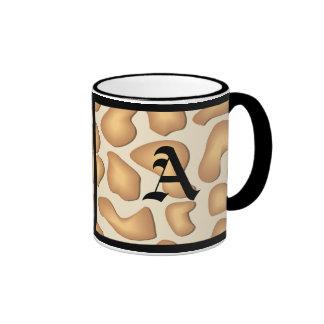 Monogram A Mug