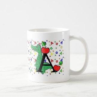"""Monogram """"A"""" Mug"""