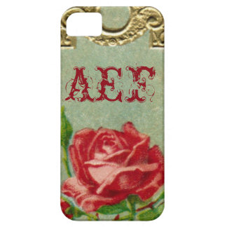 Monogram and French Rose Perfume Smartphone Case