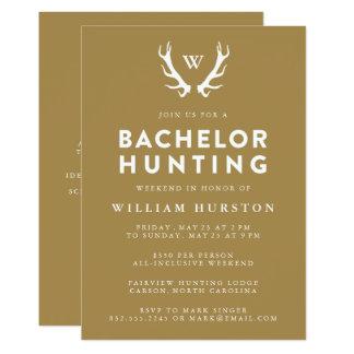 Bachelor Party Invitations & Announcements | Zazzle