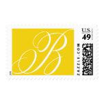 Monogram B 5 by Ceci New York Stamp