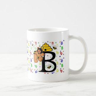 "Monogram ""B"" Mug"