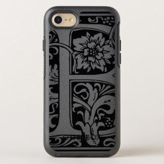Monogram B Victorian OtterBox Symmetry iPhone 8/7 Case