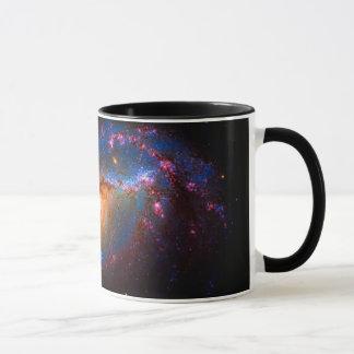 Monogram Barred Spiral Galaxy NGC 1672 Mug
