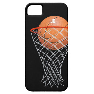 Monogram | Basketball Winner iPhone SE/5/5s Case