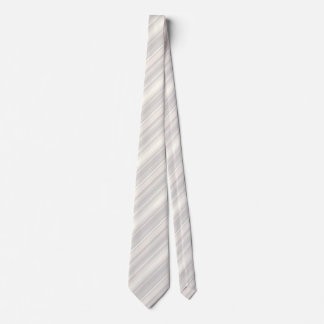 Monogram beige stripes tie