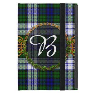 Monogram Black Watch Fashion Tartan iPad Mini Cases