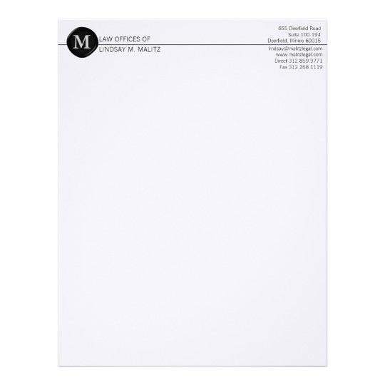 business letterheads