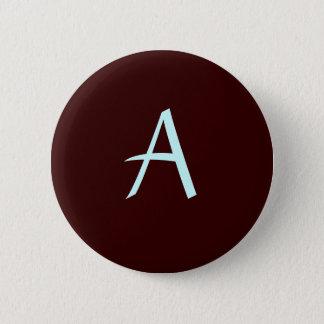 Monogram Buttom Button