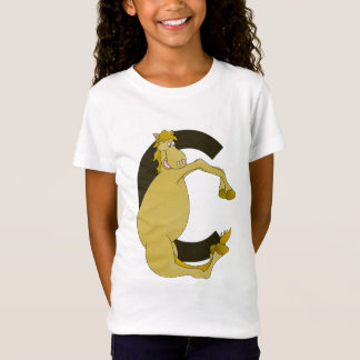 Monogram C Pony T-Shirt