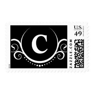 Monogram : C Postage