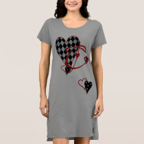 Monogram C Women's T-Shirt Dress
