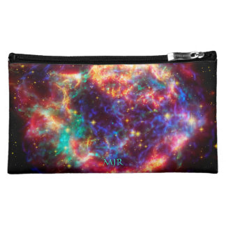 Monogram Cassiopeia, Milky Ways Youngest Supernova Cosmetic Bag
