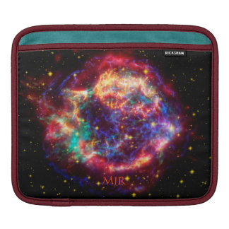 Monogram Cassiopeia, Milky Ways Youngest Supernova Sleeves For iPads